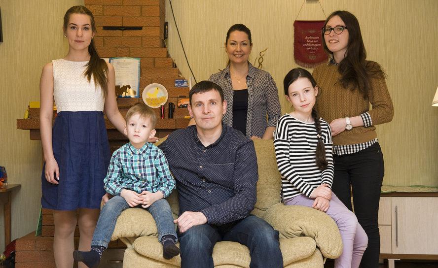 Пастор Леонид Новиков: Мы усыновлены Господом