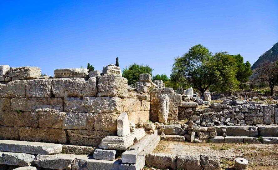 Греция. По следам путешествий апостола Павла