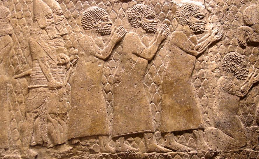 Войны в библейской истории