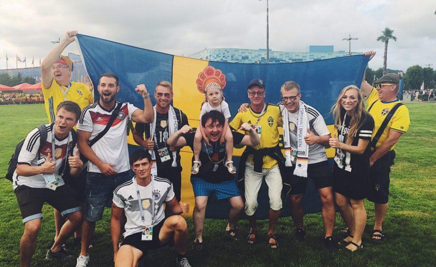 Уличный футбол — место честной игры