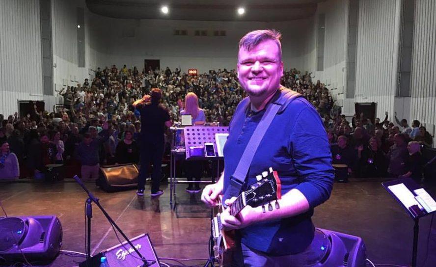 Музыкант из Новосибирска Максим Притчин выпустил инструментальный альбом BREATH «Дыхание»