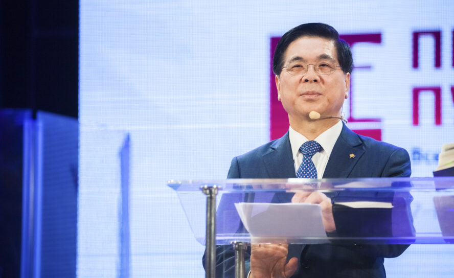 Доктор Йоун-Хун Ли: Награда ожидает нас на Небесах, а не на земле