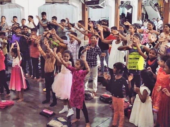 The Christianity today: Дети воскресной школы на Шри-Ланке были «готовы умереть за Христа» на Пасху. С половиной из них это и произошло