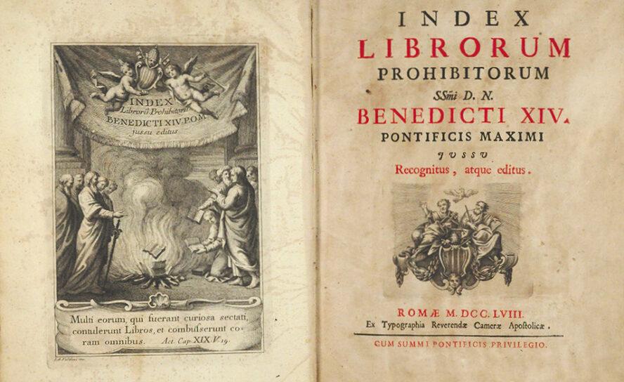 За семью печатями: что запрещала церковная цензура