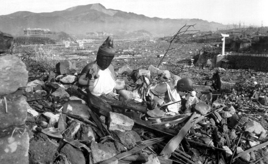 Хиросима и Нагасаки как военное преступление