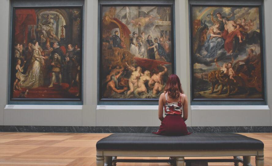 Почему искусство и красота имеют значение во время пандемии