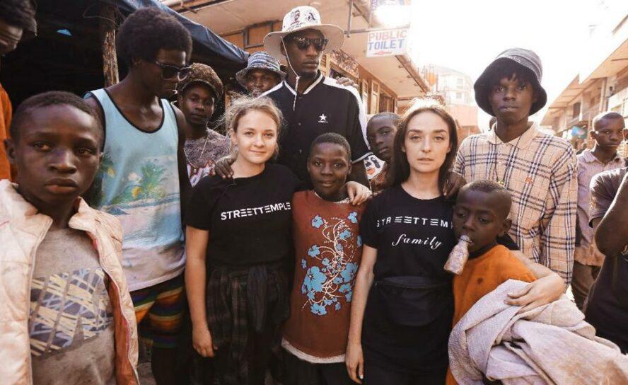 Москвичка открыла вУганде реабилитационный центр для уличных детей
