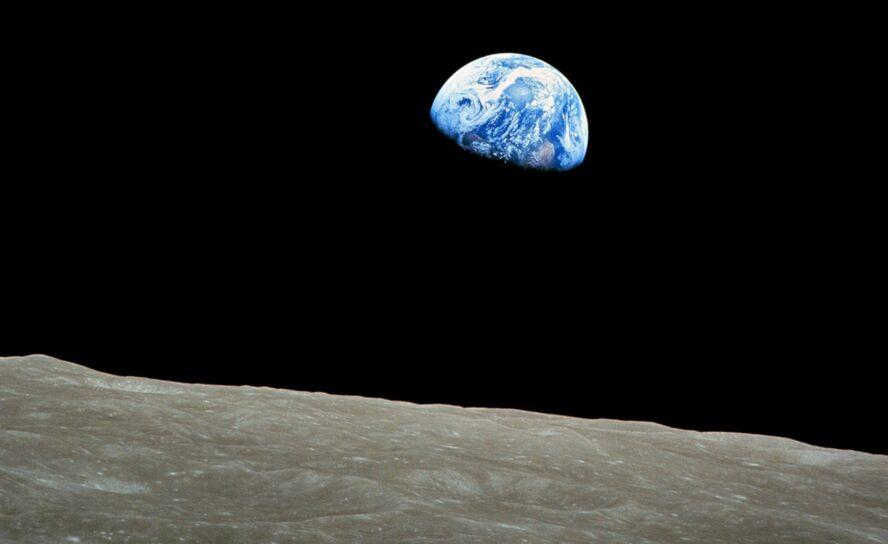 «Аполлон-8»: вне зоны доступа, над обратной стороной Луны