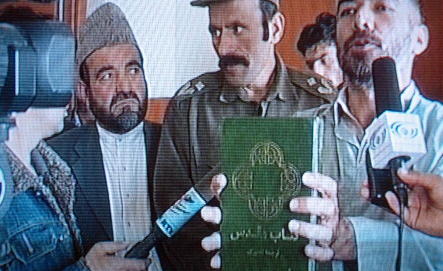 Захват власти талибами — кошмар для афганских христиан